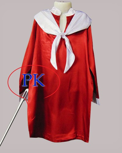 Lễ phục tốt nghiệp cấp 2