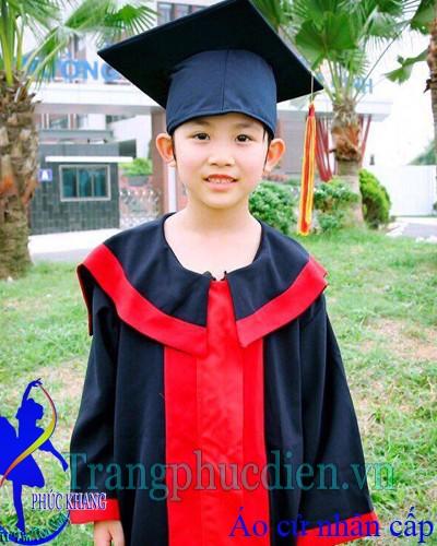 Lễ phục tốt nghiệp cấp 1